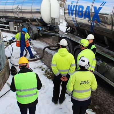 E.ON väljer Wibax som leverantör av bioolja