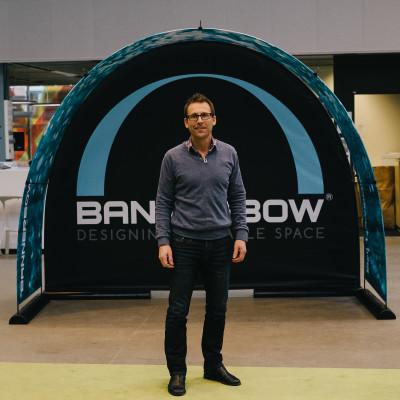 Så får Bannerbows bågar företag att synas