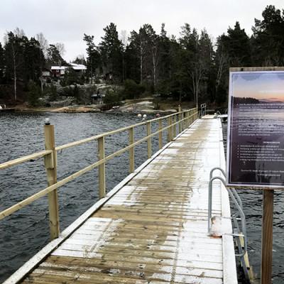 Bro till Löparö nu verklighet