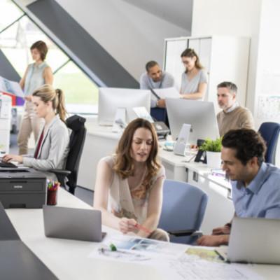 Fra blindsone til samsvar: grunner til at organisasjoner bør revidere utskriftsprosessene sine med tanke på GDPR