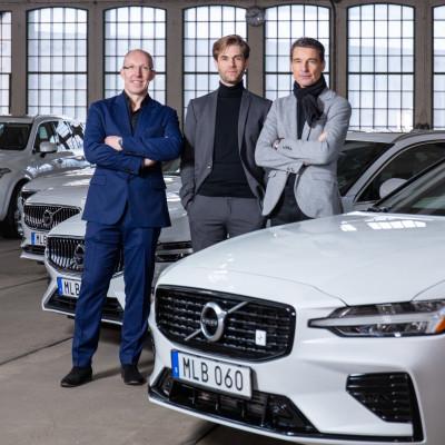 Volvo er bevis på at tre designchefer er bedre end en