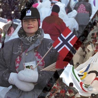 Ønsker minner fra OL på Lillehammer