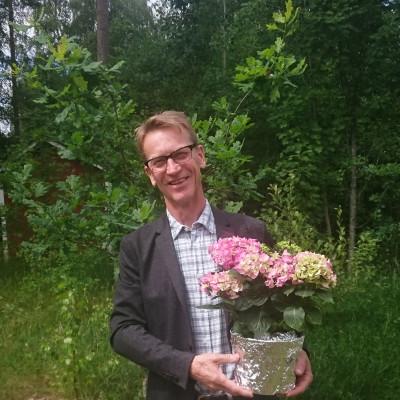 Nationaldagsfirandet i Målerås