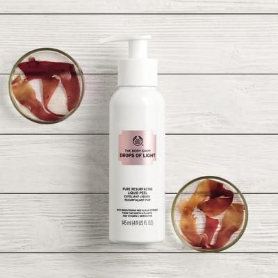 Liquid Peels fra The Body Shop