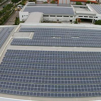PFSAP Solar Panels Sunseap