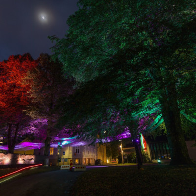 Pressinbjudan: Nu anländer årets ljusdesigners till Alingsås