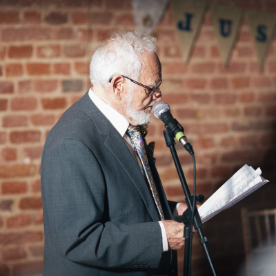 Ringwood stroke survivor adds his voice to Lost for Words campaign