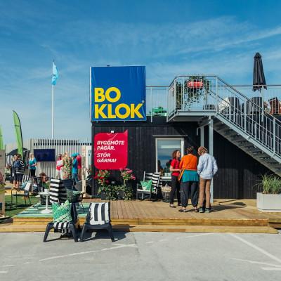 BoKlok i Almedalen 2015