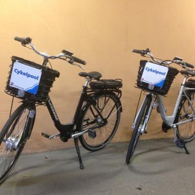 Många svenska kommuner erbjuder test av elcyklar