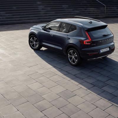 Volvo Cars lanserar trecylindrig motor i sin nya kompakta SUV XC40