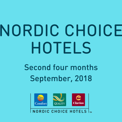 Nordic Choice Hotels Tertial Rapport 2