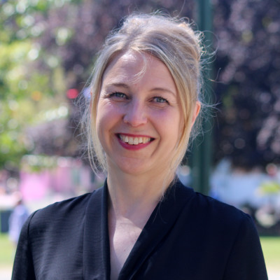 Camilla Björkbom omvald som förbundsordförande för Djurens Rätt