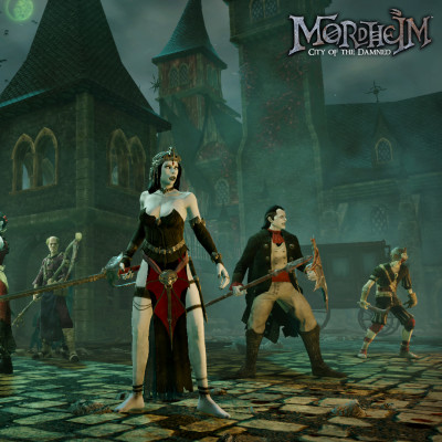 Mordheim: City of the Damned - You Should Fear the Undead Warband