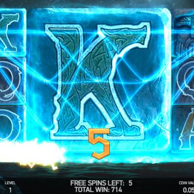 NetEnt lanserar nya Asgardian Stones