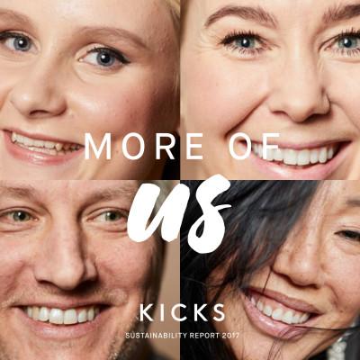KICKS 2017 Sustainability report NO
