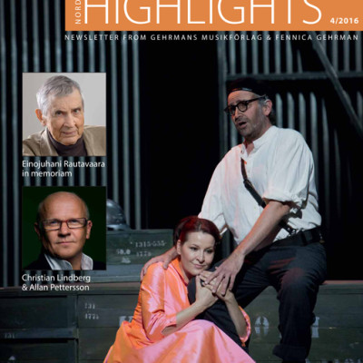Nordic Highlights Nr. 4 2016