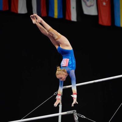 Jonna Adlerteg fyra i världscupen i barr