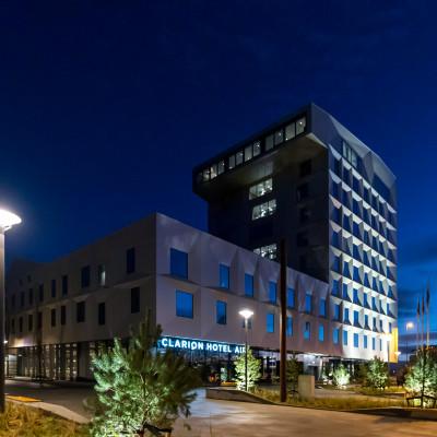 Clarion Hotel Air kåret til Europas beste Clarion Hotel