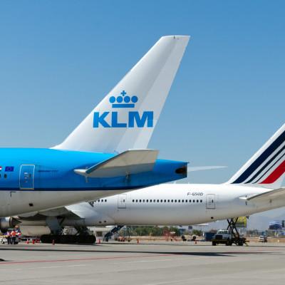 Air France-KLM i toppen på Dow Jones Sustainability Index