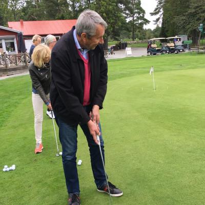 """Nu är det klart! Golfevents runt om i landet med """"Singel i Sverige"""""""