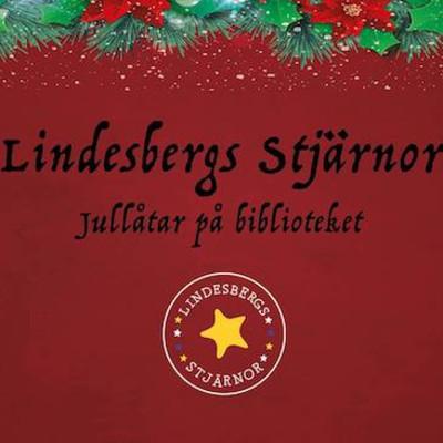 Lindesbergs Stjärnor: Jullåtar på biblioteket