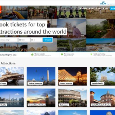 KLM indleder samarbejde med GetYourGuide