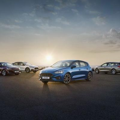 Täysin uuden Ford Focus Wagonin hinnat on julkaistu