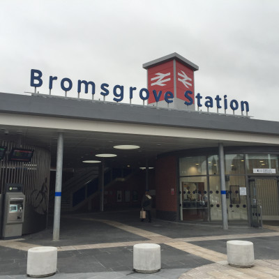 £100m railway upgrade means 12 day closure of the line at Bromsgrove