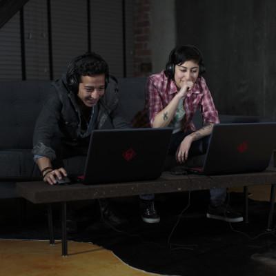 HP inntar gamingverdenen med  OMEN by HP