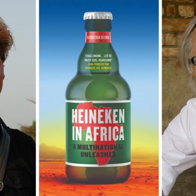 Bokbad: Heineken i Afrika