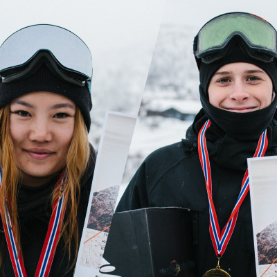 Eilertsen og Bratt Andøl er norgesmestere