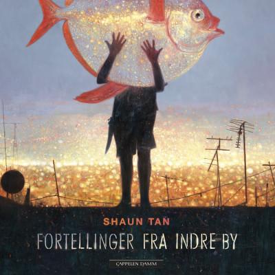 Sivilisasjonskritikk og surrealisme i ny bok fra Alma-prisvinner Shaun Tan