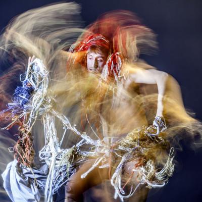 My Own Bodies - Shaking the Circus Photo: Ben Hopper