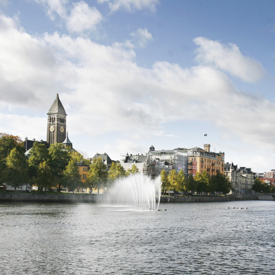 Små förändringar i företagsklimatet i Norrköping