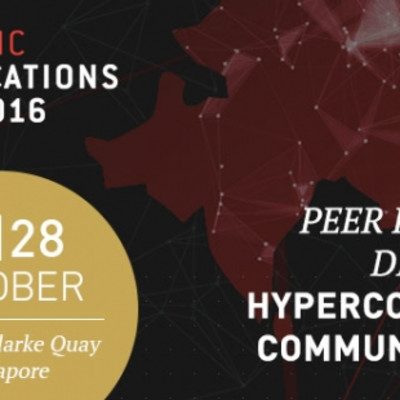 HBM's Mark Laudi to host Asia-Pacific Communications Summit and Awards 2016