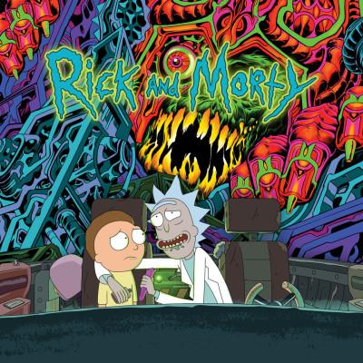 Adult Swim og Sub Pop slipper Rick & Morty soundtrack-album