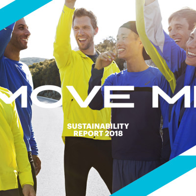 ASICS Sustainability Report 2018