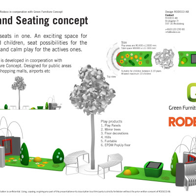 RODECO och Green Furniture Concept - en true match