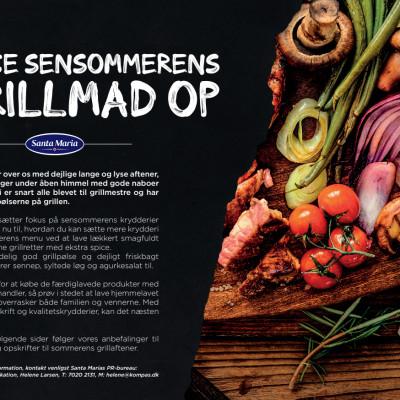 Spice sensommerens grillmad op