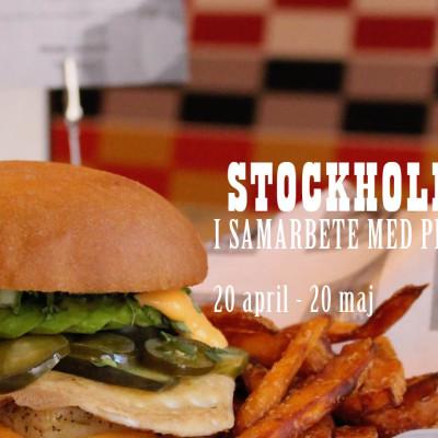 STOCKHOLMFOOD i samarbete med Prime Burger