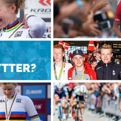 Årets Cykelrytter 2016  |  Nytårsstævne i Ballerup Super Arena