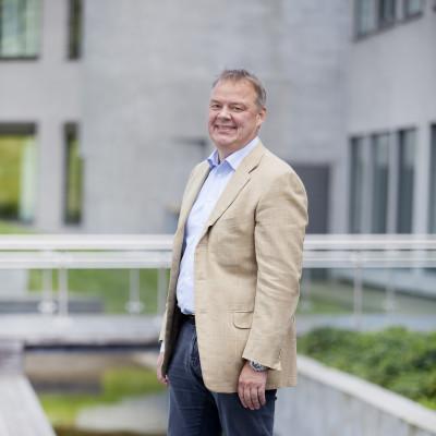 Odd Arild Grefstad - konsernsjef