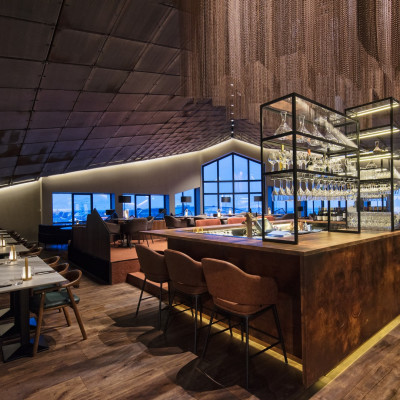 Hurtigruten opens upgraded Polar Hotel: High-end Hospitality in the High North