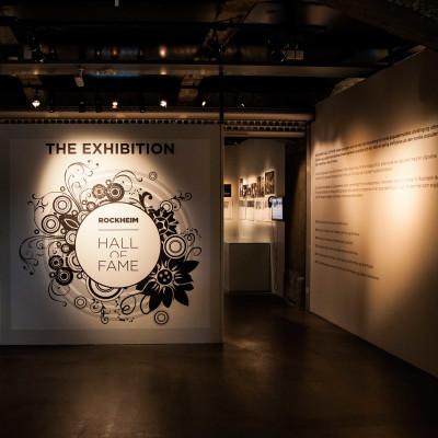 Rockheim har åpnet Hall of Fame-utstilling