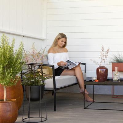 En terrasse – to stiler