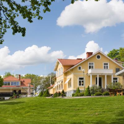 Öjaby Herrgård i Växjö ønskes velkommen til Best Western Hotels & Resorts