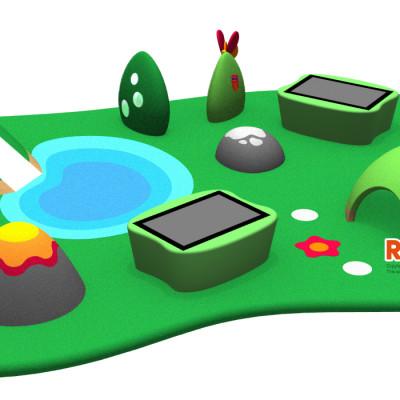 RODECO levererar lek till ledande köpcentrum på Island.