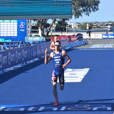 Jørgen Gundersen med sterkt løp i U23-VM i Australia i dag