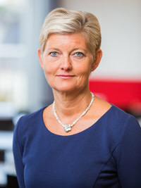 Malfrid Brath, konsernsjef ManpowerGroup Norge