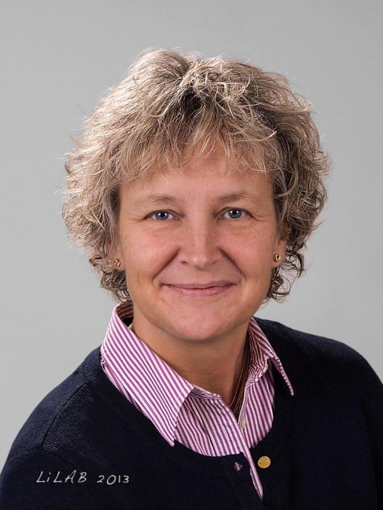 Britta Flinkfeldt, kommunstyrelsens ordförande i Arjeplog